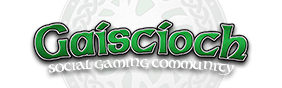 The Gaiscioch Social Gaming Community